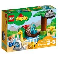 LEGO® LEGO® DUPLO® Jurassic World Gentle Giants Petting Zoo