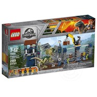 LEGO® LEGO® Jurassic World Dilophosaurus Outpost Attack