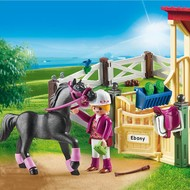 Playmobil Playmobil Horse Stable with Arabian