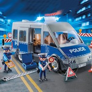 Playmobil Playmobil Policemen with Van