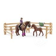 Schleich Schleich Rider with Icelandic Ponies