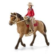 Schleich Schleich Western Rider with Horse