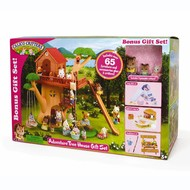 Calico Critters Calico Critters Adventure Tree House Gift Set SPECIAL PRICE