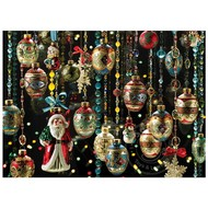 Cobble Hill Puzzles Cobble Hill Christmas Ornaments Puzzle 1000pcs