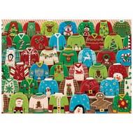 Cobble Hill Puzzles Cobble Hill Ugly Xmas Sweater Puzzle 1000pcs