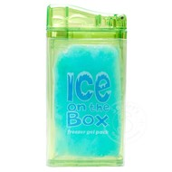 Ice on the Box for 8oz Drink in the Box