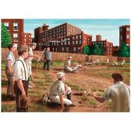 Cobble Hill Puzzles Cobble Hill Old Time Baseball Puzzle 1000pcs