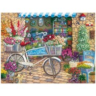Cobble Hill Puzzles Cobble Hill Pedals 'n' Petals Easy Handling Puzzle 275pcs