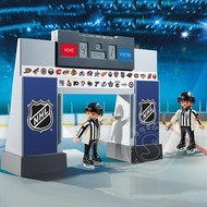 Playmobil Playmobil NHL Score Clock with Referees