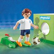 Playmobil Playmobil Soccer Player England