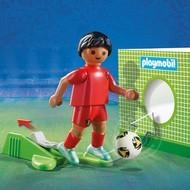 Playmobil Playmobil Soccer Player Belgium