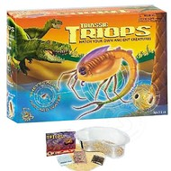 Triassic Triops with Tub