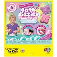 Creativity for Kids Creativity for Kids Butterfly Surprise Bath Fizzies