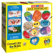 Creativity for Kids Creativity for Kids Hide & Seek Rock Painting Kit