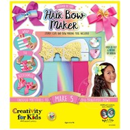 Creativity for Kids Creativity for Kids Designed By You Hair Bow Maker