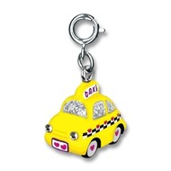 Charm It Charm It! Yellow Taxi Charm _