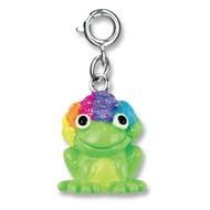 Charm It Charm It! Rainbow Frog Charm_