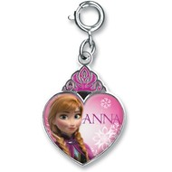 Charm It Charm It! Frozen Anna Crown Heart Charm_
