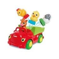 Tomy Tomy Sort N Pop Farmyard Friends