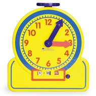 Learning Resources Primary Time Teacher 12-Hour Clock