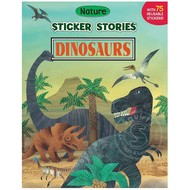 Penguin Dinosaurs Sticker Stories