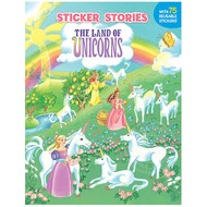 Penguin The Land of Unicorns Sticker Stories