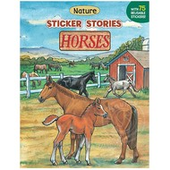 Penguin Horses Sticker Stories