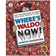 Candlewick Press Where's Waldo Now?