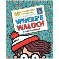 Candlewick Press Where's Waldo? 30th Anniversary Edition