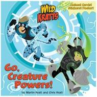 Random House Wild Kratts  Go, Creature Powers