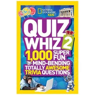 Penguin National Geographic Kids Quiz Whiz 2