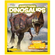 Random House National Geographic Kids Everything Dinosaurs