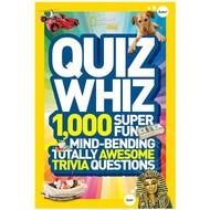 Penguin National Geographic Kids Quiz Whiz