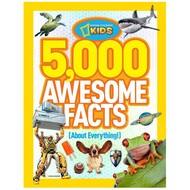 Penguin National Geographic Kids 5,000 Awesome Facts (About Everything!)