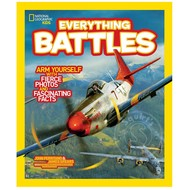 Random House National Geographic Kids Everything Battles