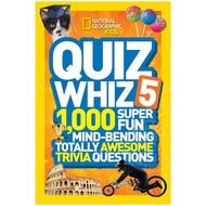 Penguin National Geographic Kids Quiz Whiz 5