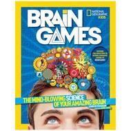 Random House National Geographic Kids Brain Games