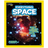 Random House National Geographic Kids  Everything Space