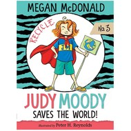 Penguin Judy Moody #3 Judy Moody Saves the World!