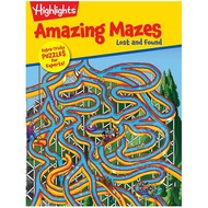 Penguin Highlights Amazing Mazes Lost and Found
