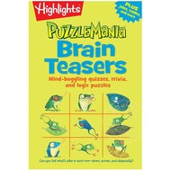 Highlights PuzzleMania Brain Teasers
