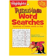 Highlights PuzzleMania Word Searches