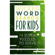 Wicked Word Searches for Kids