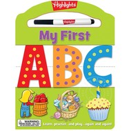 Penguin Highlights My First ABC Dry Erase Activity Book