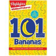 Penguin Highlights Hidden Pictures 101 Bananas