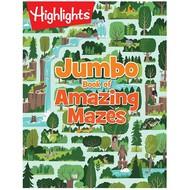 Penguin Highlights Jumbo Book of Amazing Mazes