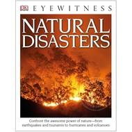 DK Books DK Eyewitness Natural Disasters