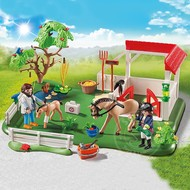 Playmobil Playmobil Horse Paddock Super Set RETIRED