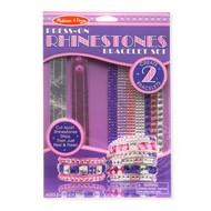 Melissa & Doug Melissa & Doug Design Your Own Press-On Rhinestone Bracelets
