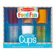 Melissa & Doug Melissa & Doug Fill 'Em Up Cups